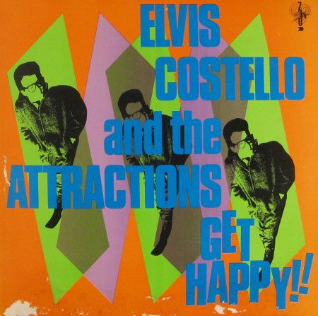Elvis Costello - Get Happy!!