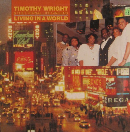 Timothy Wright - Living in a World