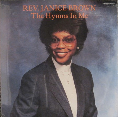 Reverend Janice Brown - The Hymns in Me
