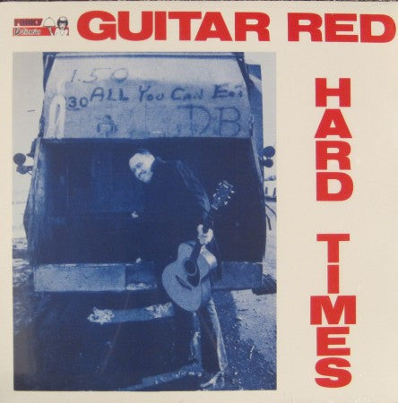 Guitar Red - Hard Times