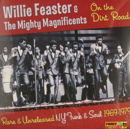 Willie Feaster - On the Dirt Road