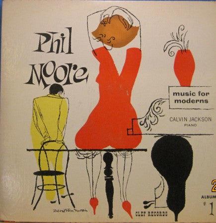 Phil Moore - Music for Moderns