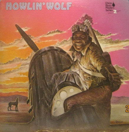 Howlin' Wolf - Chess Blues Masters