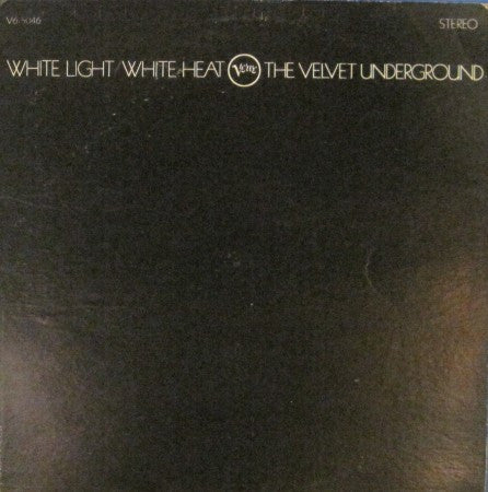 Velvet Underground - White Light/White Heat