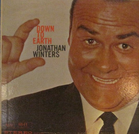 Jonathan Winters - Down to Earth