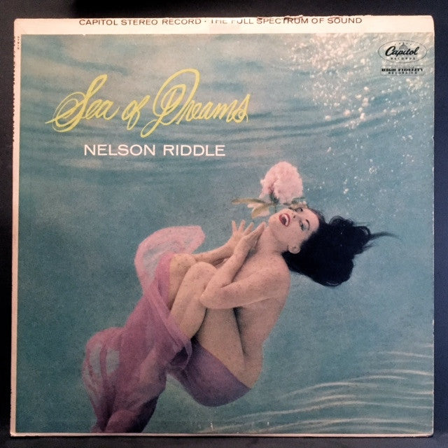 Nelson Riddle & His Orchestra - Sea of Dreams