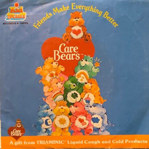 Care Bears - Friends Make Everything Better w/ PS
