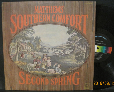 Ian Matthews' Southern Comfort - Second Spring