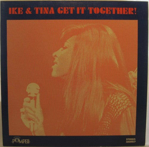Ike & Tina Turner - Get it Together!