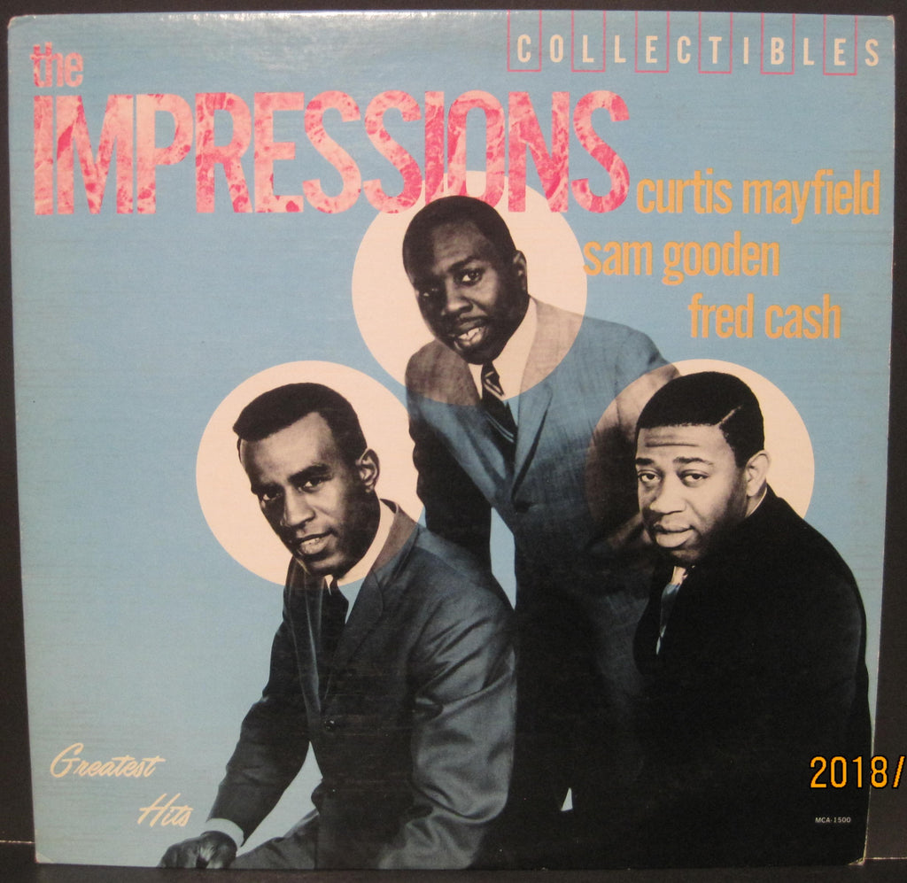 Impressions - Greatest Hits