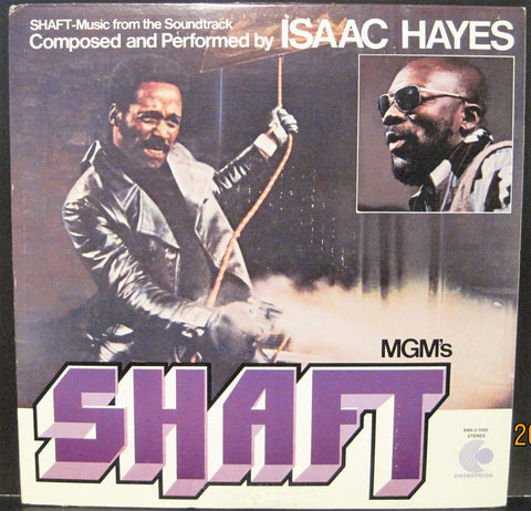 Isaac Hayes - Shaft (Soundtrack)