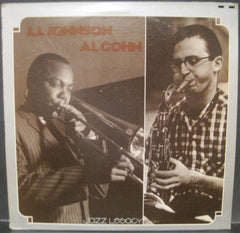 J. J. Johnson & Al Cohn - Jazz Legacy