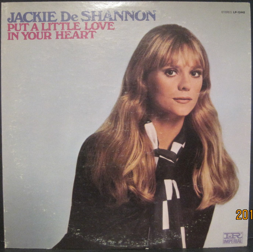 "Jackie DeShannon ""Put A Little Love In Your Heart"""