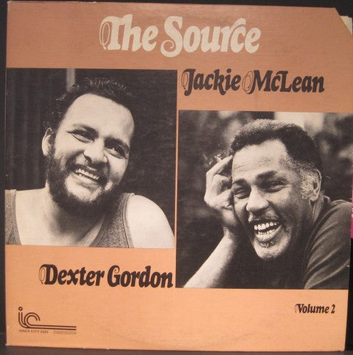 Dexter Gordon and Jackie McLean - The Source Volume 2