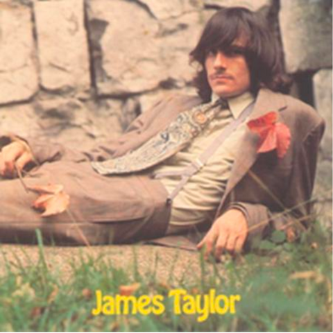 James Taylor - James Taylor self titled debut on Apple