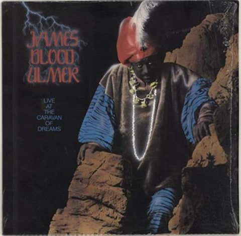 James Blood Ulmer Live at The Caravan of Dreams