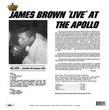 James Brown - Live at the Apollo - Blue Vinyl