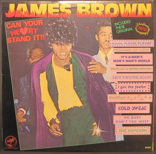 James Brown - Can Your Heart Stand It!! Greatest Hits