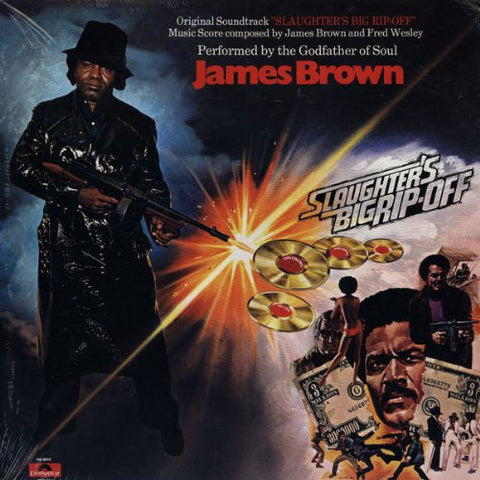 James Brown - Slaughter's Big Rip-Off Soundtrack