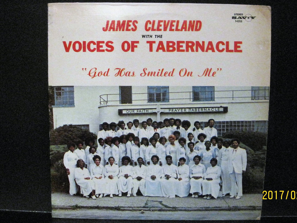 James Cleveland & Voices of The Tabernacle - God Has Smiled OnMe