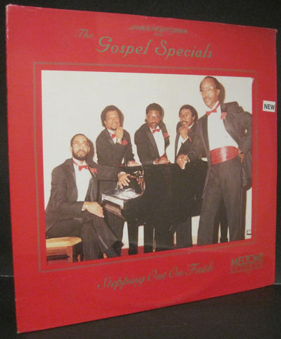 James Hightower and The Gospel Specials - Stepping Out On Faith