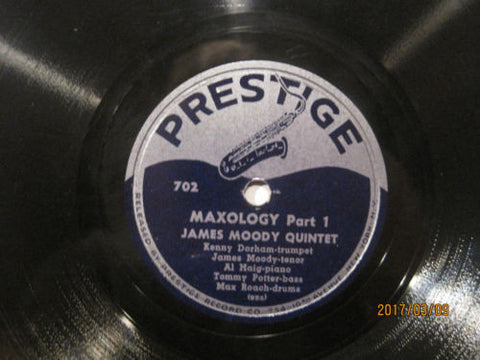 James Moody Quintet - Maxology Part 1 & 2