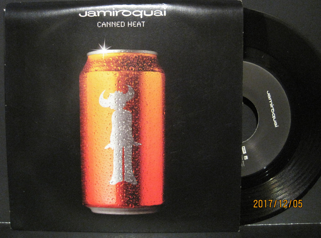 Jamiroquai - Canned Heat b/w Wolf In Sheep's Clothing