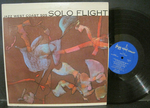 Various Artists - Solo Flights