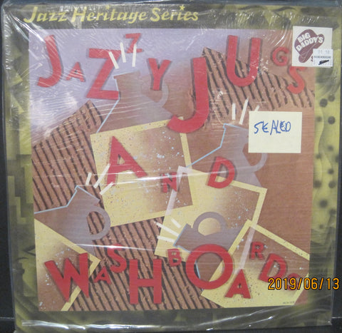 Various Artists - Jazzy Jugs and Washboards