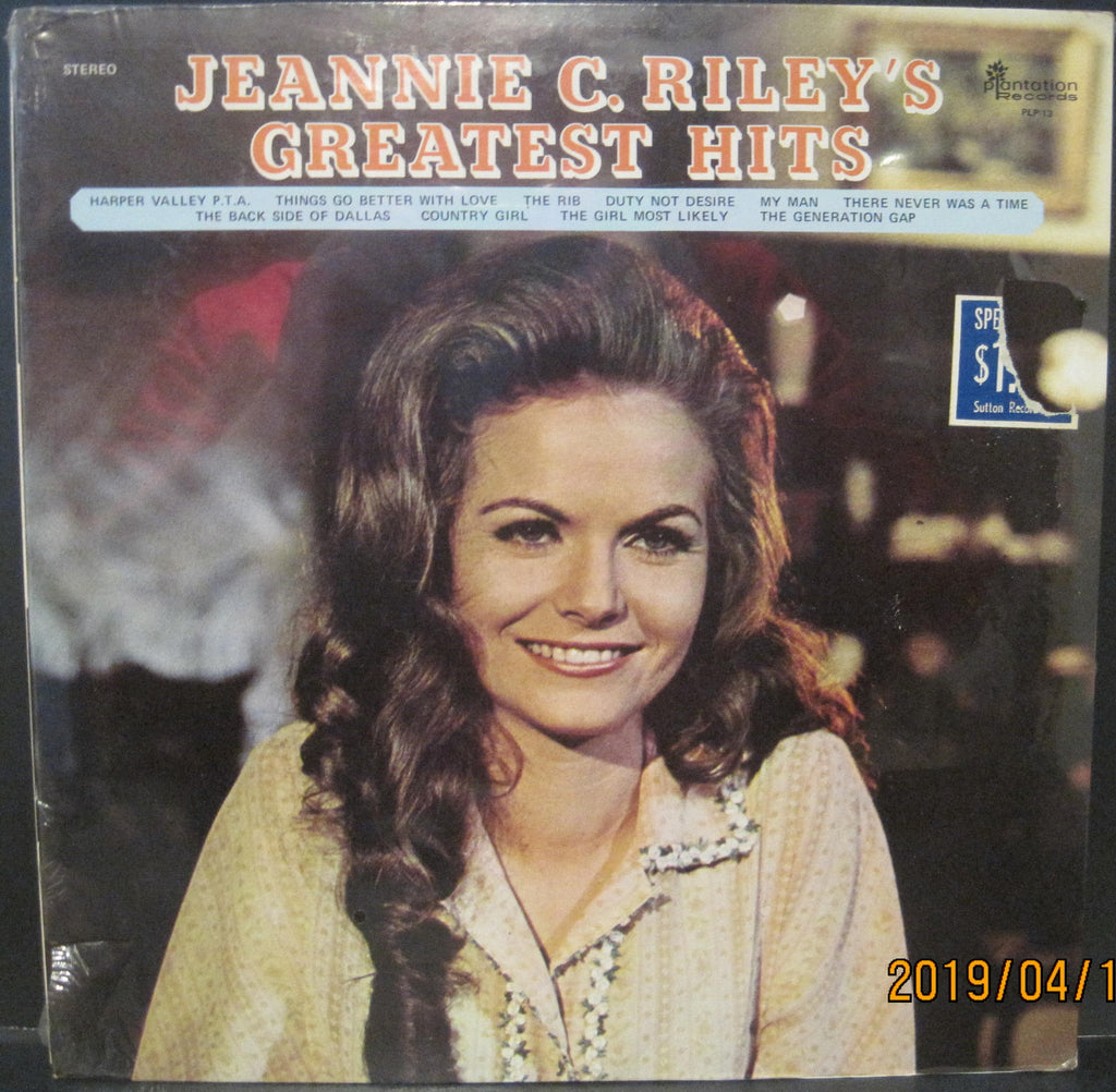 Jeannie C. Riley - Greatest Hits