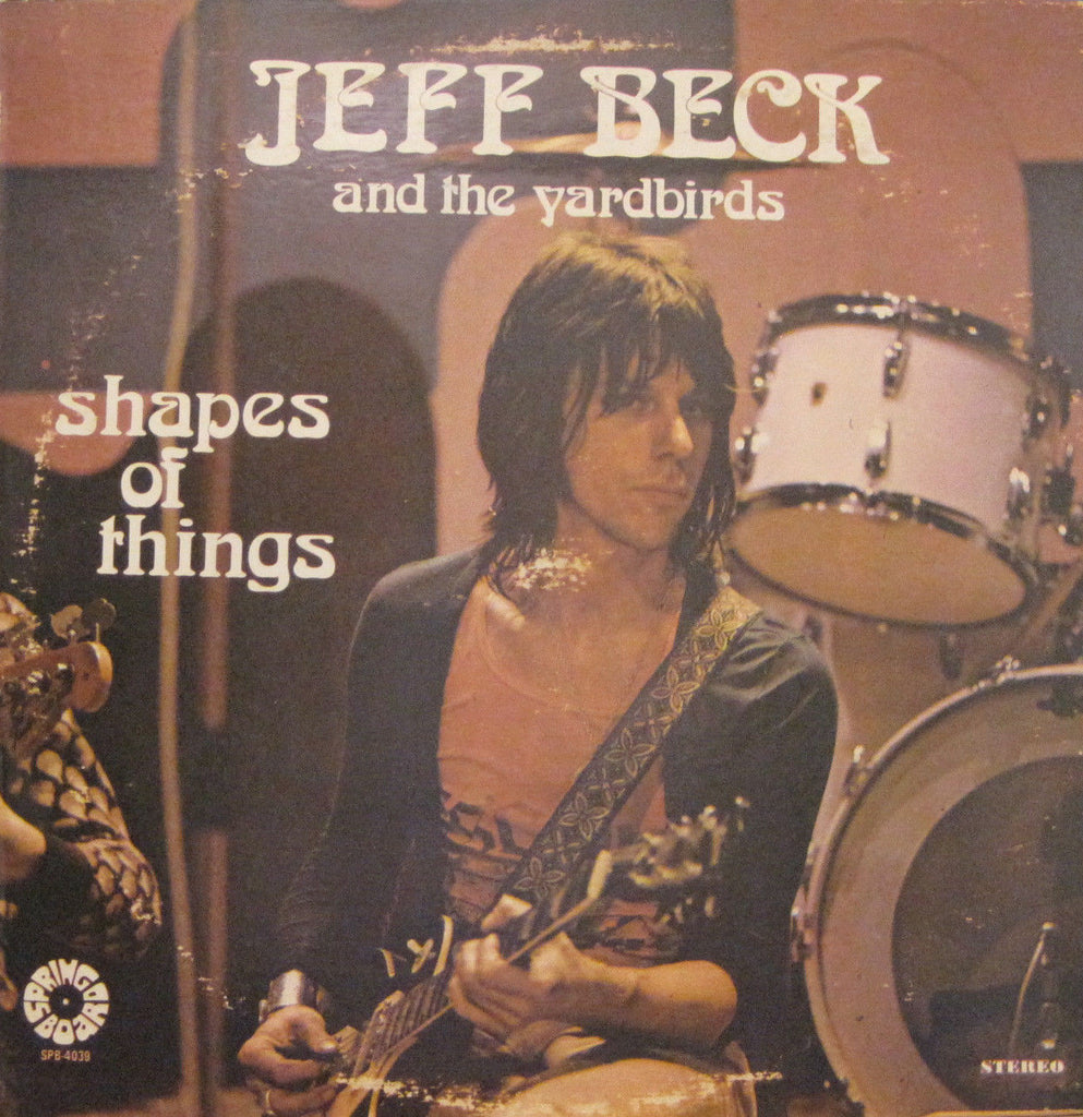 Jeff Beck and The Yardbirds