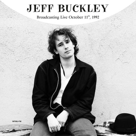 Jeff Buckley Broadcasting Live in 1992 - 180g LP