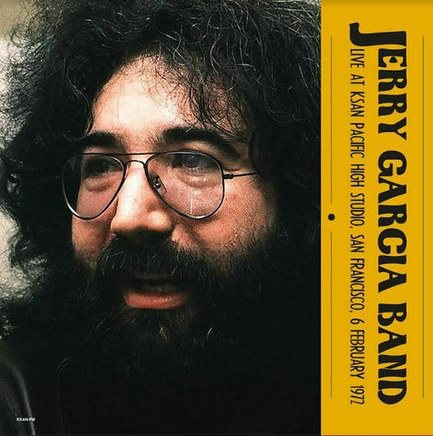 Jerry Garcia Band - Live in 1972 - 2 LP