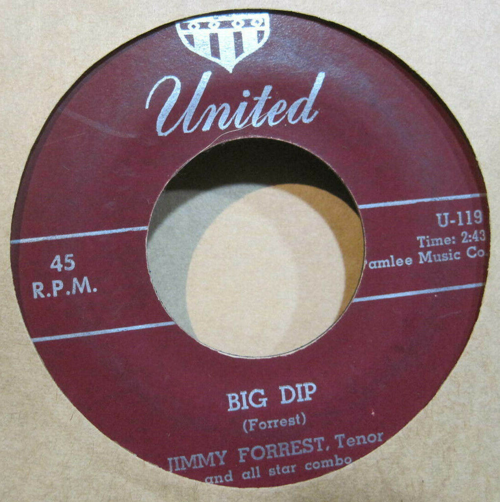 Jimmy Forrest - Big Dip b/w My Buddy