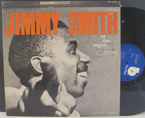 Jimmy Smith - Jimmy Smith At The Organ