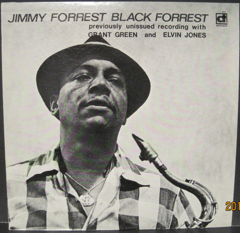 Jimmy Forrest - Black Forrest