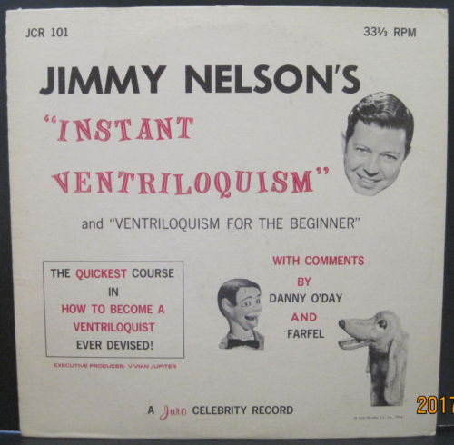 Jimmy Nelson - Instant Ventriloquism