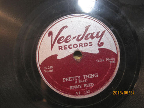 Jimmy Reed - Pretty Thing b/w I'm Gonna Ruin You