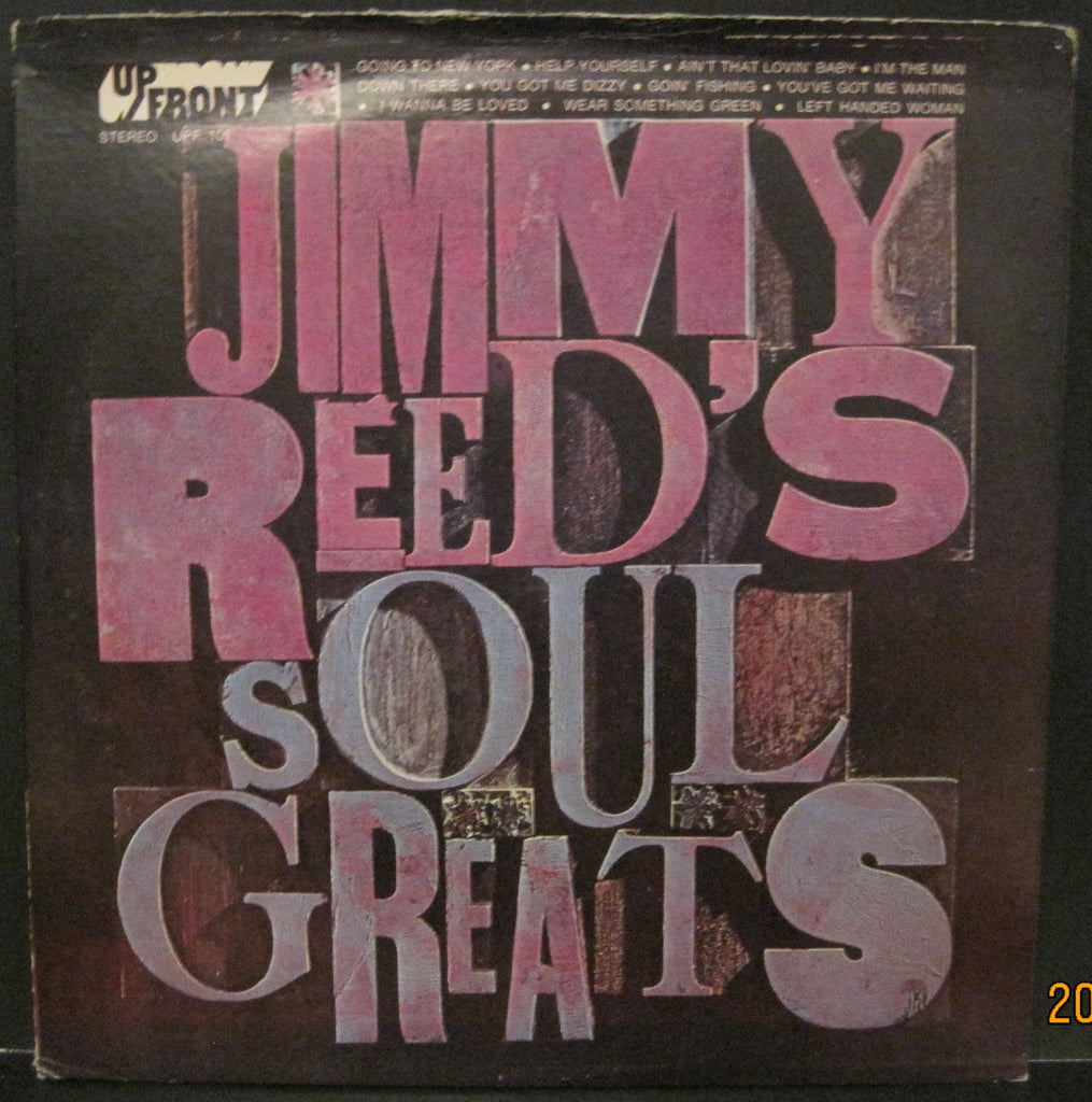 Jimmy Reed - Jimmy Reed's Soul Greats