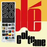 John Coltrane - Olé 180g - 180g import on colored vinyl 20/20 series