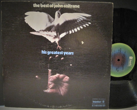 John Coltrane - The Best of John Coltrane - His Greatest Years