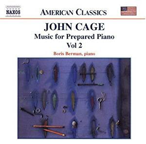 John Cage - Music for Prepard Piano Vol. 2 with Boris Berman