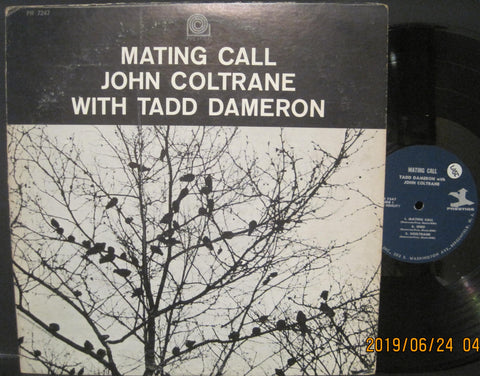 John Coltrane with Tadd Dameron - Mating Call