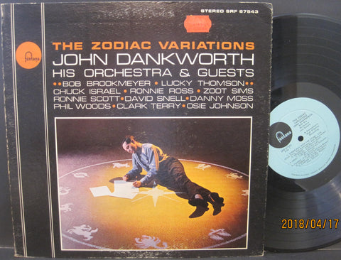 John Dankworth and His Orchestra - The Zodiac Variations