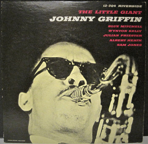 Johnny Griffin Sextet - The Little Giant