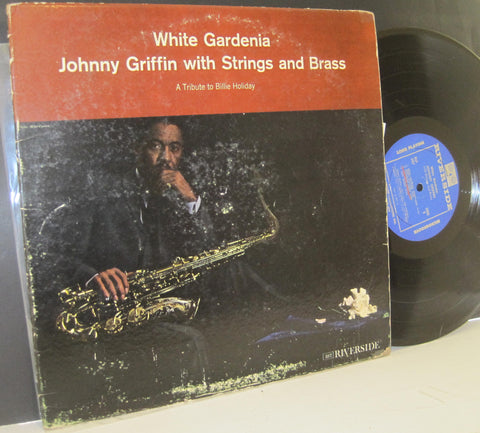 Johnny Griffin - White Gardenia