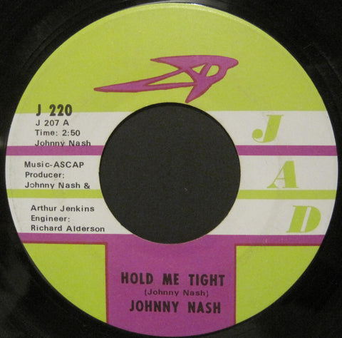 Johnny Nash - Hold Me Tight b/w Cupid