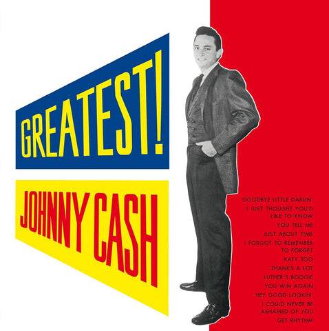 Johnny Cash - Greatest! 180g import