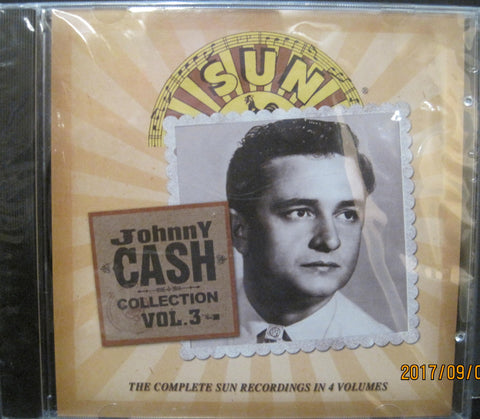 Johnny Cash - Sun Collection Volume 3