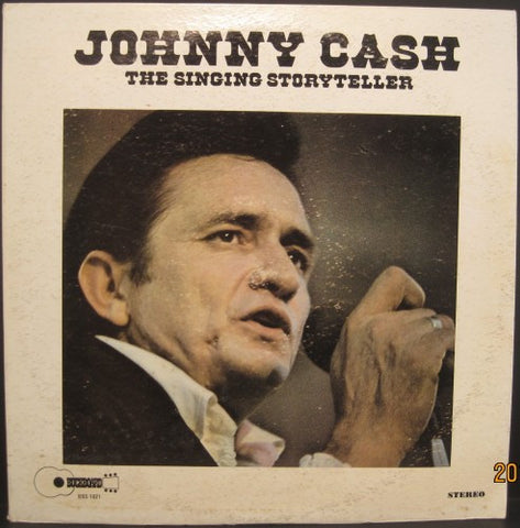 Johnny Cash - The Singing Storyteller